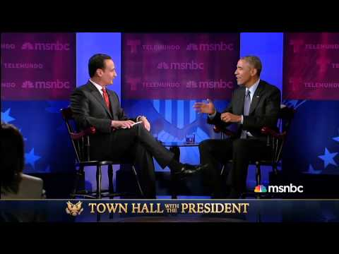 Full Video: Obama's Immigration Town Hall | msnbc
