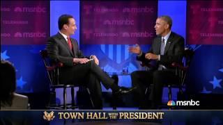 Full Video: Obama