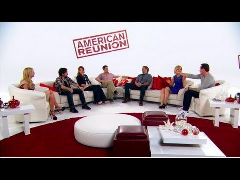 American Reunion Cast On The Heart Of Their New Movie