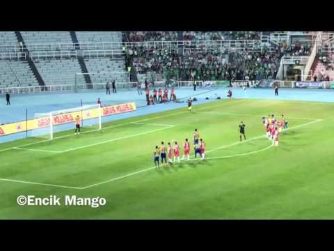 Piala FA 2017, Pahang 2 - 0 Melaka United