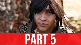 ASSASSIN'S CREED 3 REMASTERED Gameplay Part 5 - SEQUENCE 4 (100% synchronization)