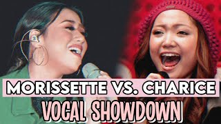 Morissette Amon vs. Charice | The Vocal Showdown
