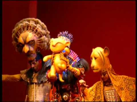 The Lion King on Broadway Trailer/Tribute