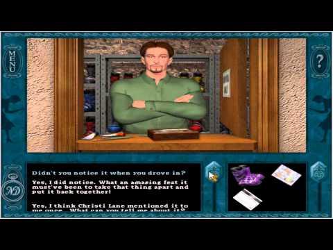 Nancy Drew Sea of Darkness 10 - Luggage key, Venn Diagram, and Bilge puzzle