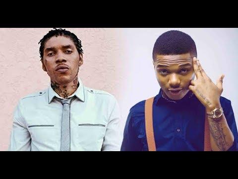 Vybz Kartel & Wiz Kid - Wine To The Top (Produced by KickRaux) (Dancehall Soca 2017)