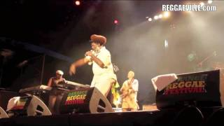 Johnny Clarke - None Shall Escape The Judgement  @ Garance Reggae Festival 7/29/2011