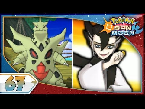 Pokémon Sun And Moon - Part 67 | Battle Tree Super Singles 1