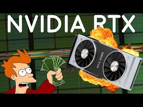 Nvidia RTX 2070 / 2080 / 2080 Ti : le Raytracing en maître ?