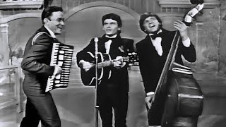 Everly Brothers on Jimmy Dean 1966