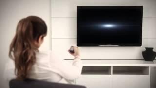 Manhattan Comfort: Cabrini TV Stand + Cabrini Panel (White)