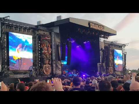 Guns N Roses at Download 2018 November Rain