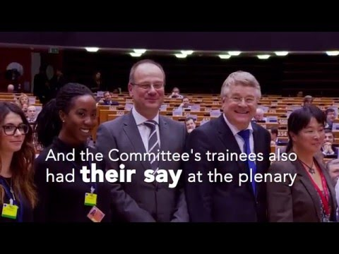 European Committee of the Regions - 116th Plenary Session – Highlights