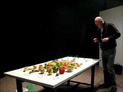Karl Heinz Jeron:  Fresh Music For Rotten Vegetables