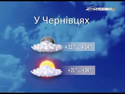 ТРК Буковина: Погода на 16 вересня