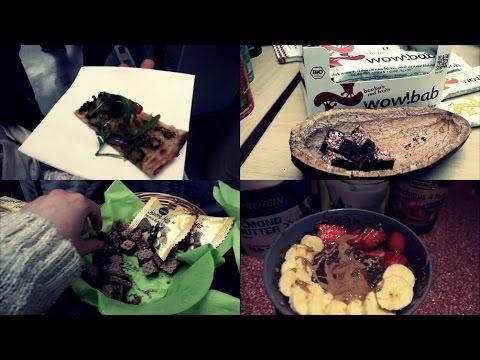 FMA/ Food diary München Veggie world.....vegan baklava.....vegan cheese,gyros...etc...vegan bulk