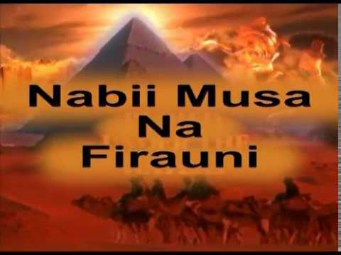 Download SEHEMU YA SITA   NABII MUSA NA FIRAUNI   MIJI ILIYO ANGAMIZWA   By Harun Yahya