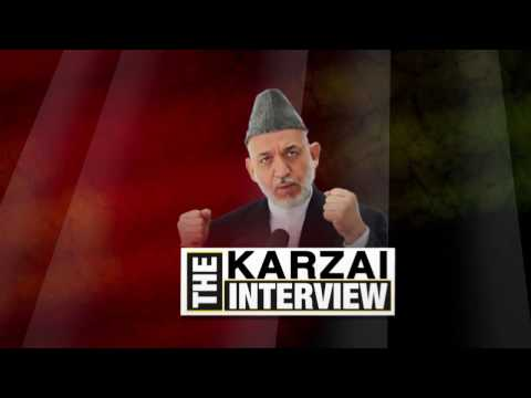 Hamid Karzai Interview (WION Exclusive) - Part 1