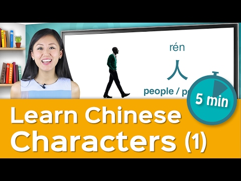 Learn Your First Chinese Character In Minutes With Yoyo Chinese Part
