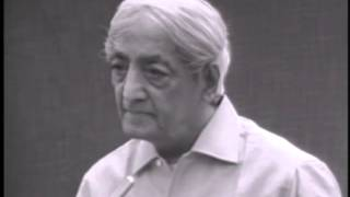 How Is One To Know If The Gurus Are Speaking The Truth? | J. Krishnamurti