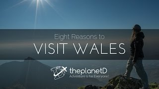 8 Great Things to do in Wales | Travel Vlog