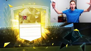 I FINALLY PACKED A LEGEND!!! FIFA 16 ULTIMATE TEAM