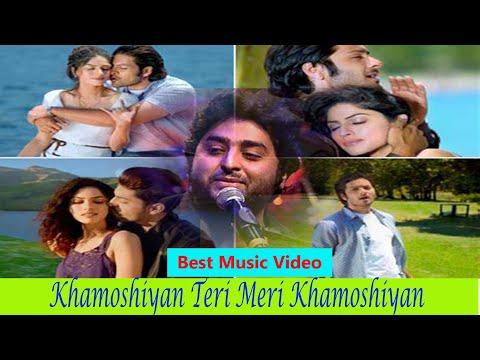 Khamoshiyan Full Song | Arijit Singh | Cover By Jayanti