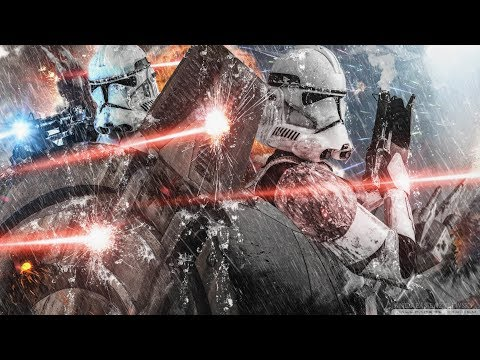 Clone Wars - Can't Hold Us