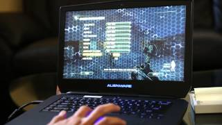 alienware 15 inch laptop gaming performance