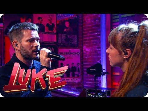 Revolverheld feat. Antje Schomaker - Liebe auf Distanz - LUKE! Die Woche und ich