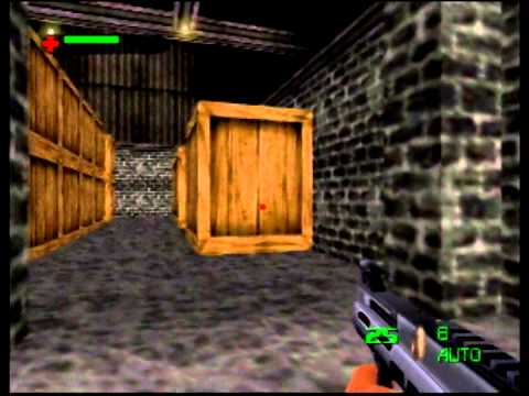 007 The World Is Not Enough N64 Walkthrough Part 3 Youtube
