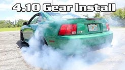 The Best Mod for 1994-2010 Mustang: 4.10 Gears
