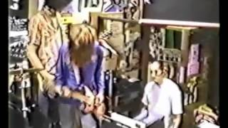 Nirvana - Blew - Rhino Records Westwood, Los Angeles 1989