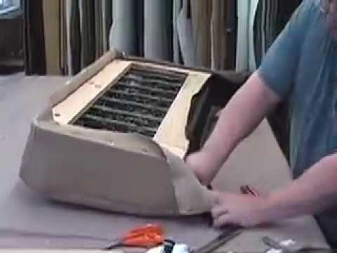 """LeBaron Bonney - How to Upholster a Seat Spring """"Part 2"""" Mp3"""