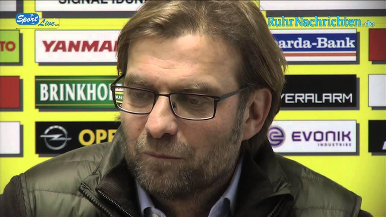BVB Pressekonferenz vom 26. November 2012 vor dem Spiel Borussia Dortmund gegen Fortuna Düsseldorf