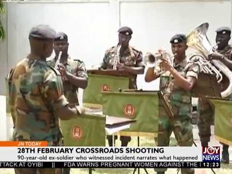 28th February Crossroads Shooting   Joy News Today 28 2 18
