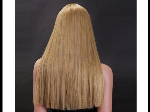 Cortes de cabello largo parejo