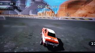 Trackmania on Wii in 2017