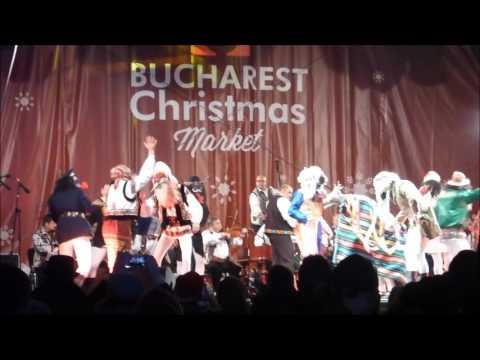 Christmas in Bucharest 2015   Part 3 Market