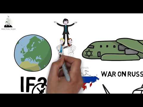 WORLD WAR 3 The Malhama (Animated) By Sheikh Imran Hosein