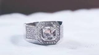 Vỏ kim cương Vàng trắng
