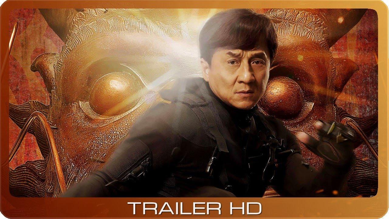 Armour Of God: Chinese Zodiac ≣ 2012 ≣ Trailer ≣ German | Deutsch