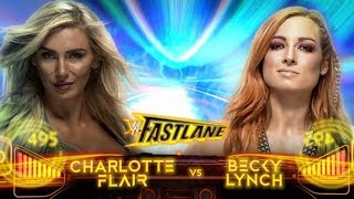 NoDQ's official preview and predictions for 2019 WWE Fastlane PPV #WWEFastlane thumbnail