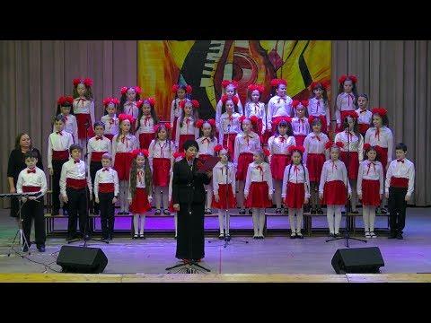 Открытый хоровой фестиваль-конкурс «Поющее детство»