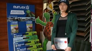 Отзыв компании Электрощит Казахстан о черепице RUFLEX(, 2016-09-21T06:36:07.000Z)
