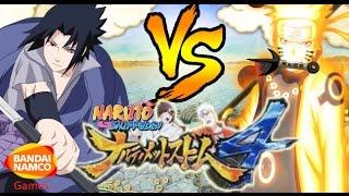 naruto ultimate ninja storm 4 rinnegan sasuke vs rikudou naruto ps4 2015 revealed