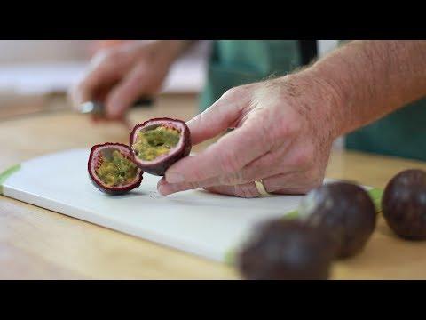 When Is It Ripe? Purple Passion Fruit