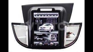 Штатная магнитола в стиле Tesla Honda CR-V (2012-2016) FY-8080