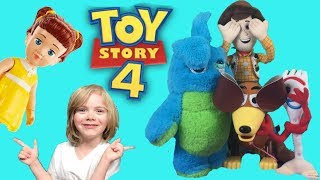Toy Story 4 Toys are Missing! Extreme Hide and Seek! Gabby Gabby plays tricks on Jaces Toy Playhouse