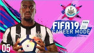 FIFA 19   Newcastle Career Mode   S3 Ep5 - FUNNY OWN GOAL