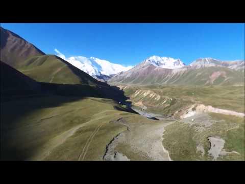 Motorbike Trip in The Pamir of Tajikistan and Kyrgyzstan